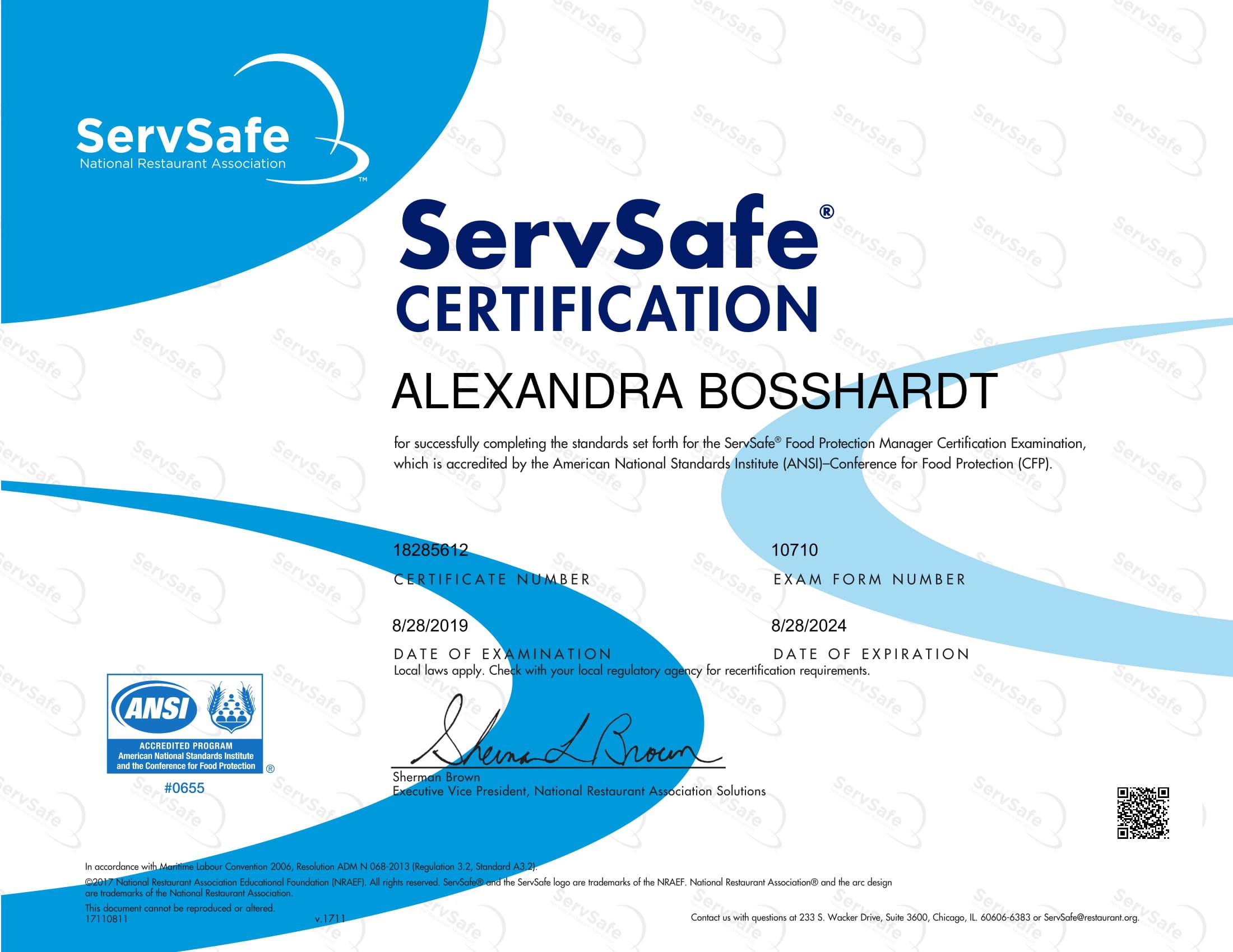 BosshardtServSafeCertification8_28_19-1-1